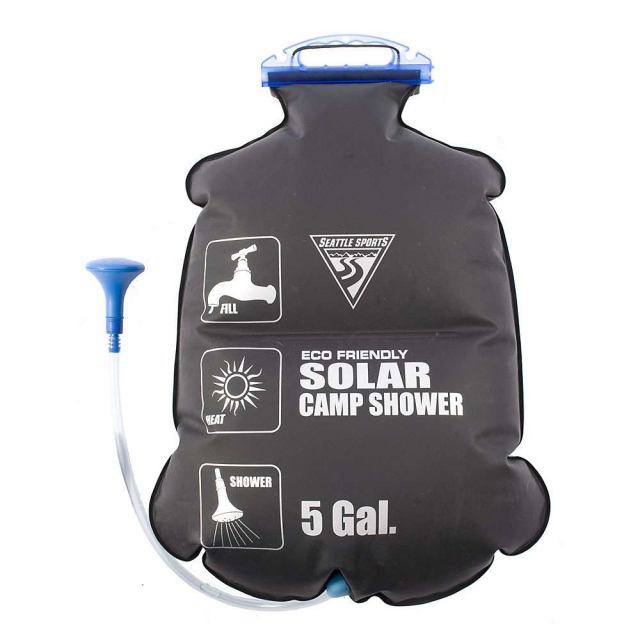 Seattle Sports - PVC-Free Solar Shower