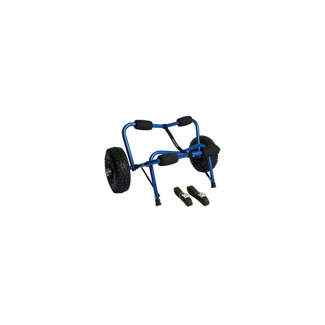 Seattle Sports - Deluxe Kayak and Canoe Center Cart - Blue