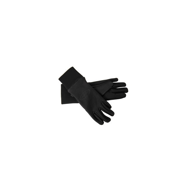 Seirus - All Weather Gloves - Women's - Black In Size