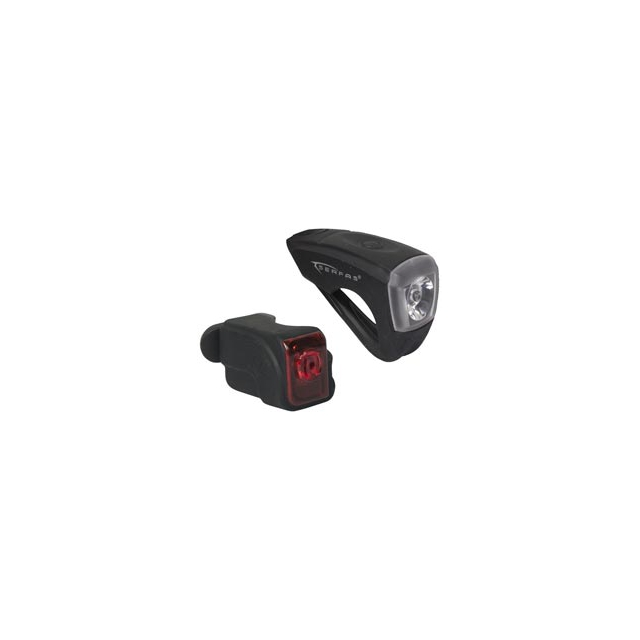 Serfas - USB Rechargeable Combo Bike Light