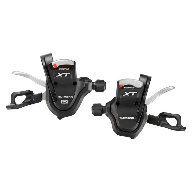 Shimano - Deore XT Dyna-Sys 10-Speed RapidFire Plus Shifter Set