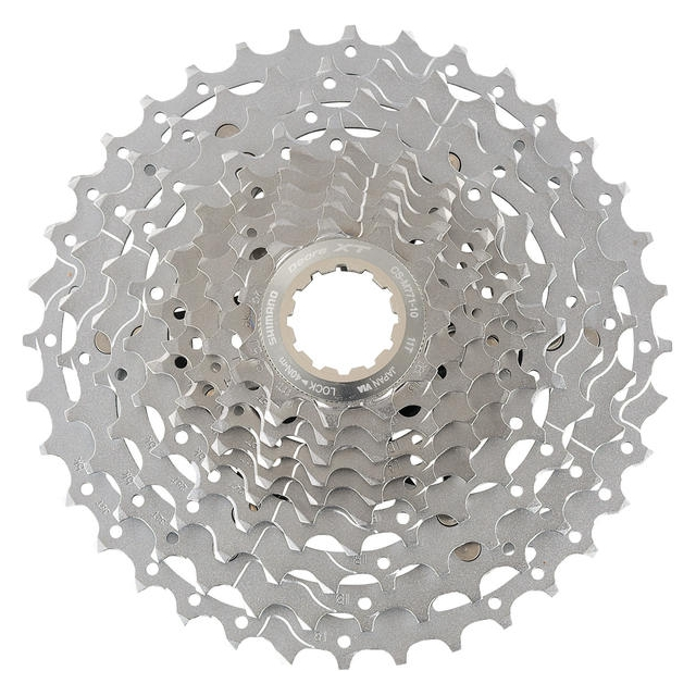 Shimano - Deore XT Dyna-Sys Cassette (10-Speed)