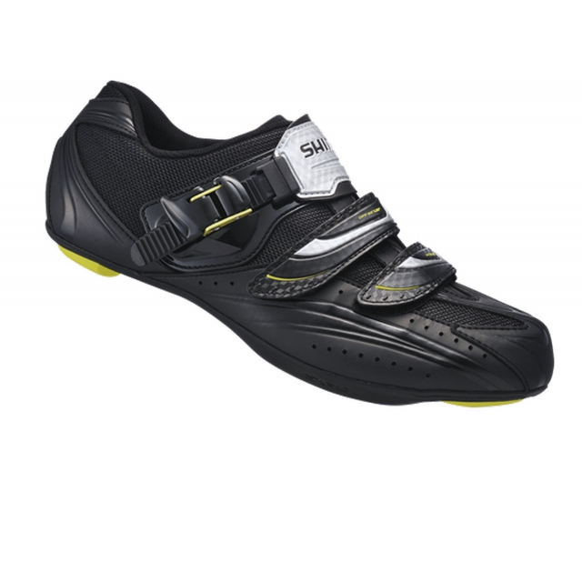 Shimano - RT82 Road Touring Cycling Shoe - Black In Size