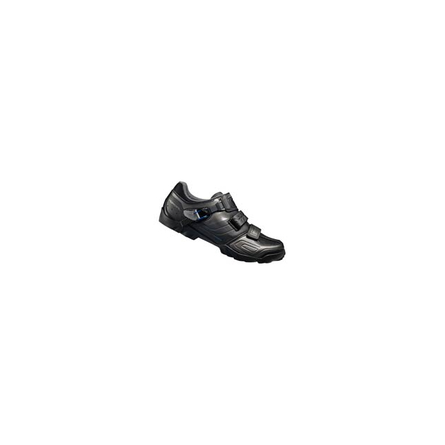 Shimano - M089LE Wide Mountain Cycling Shoe - Black In Size