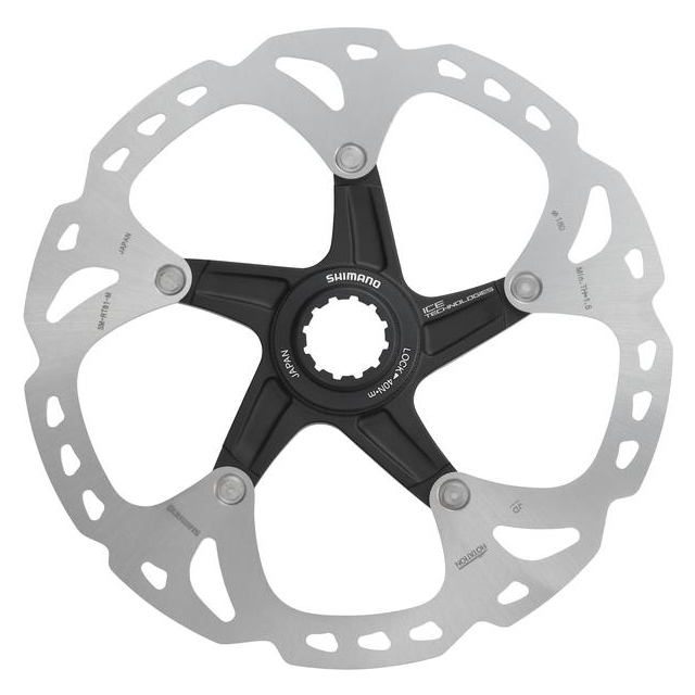 Shimano - Deore XT Center Lock Ice-Tech Rotor (160mm)