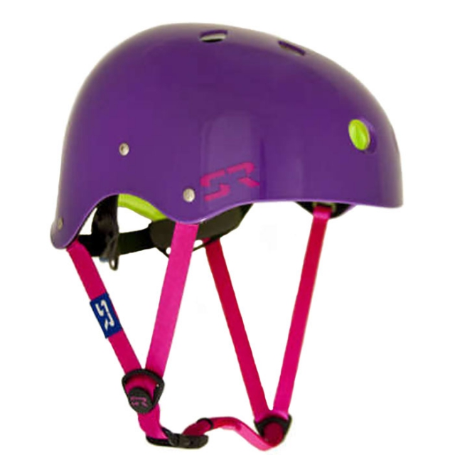 Shred Ready - Sesh Helmet - Purple L