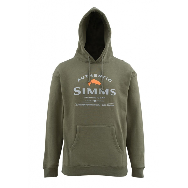 Simms - Badge of Authenticity Hoody
