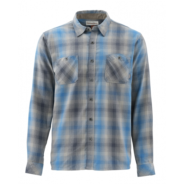 Simms - Black's Ford LS Flannel Shirt