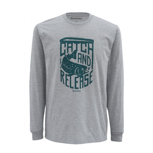 Simms - Men's Catch and Release LS T