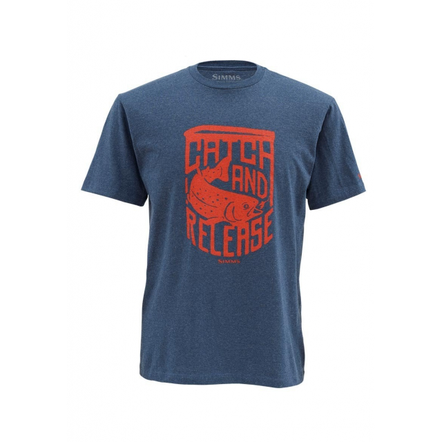 Simms - Men's Catch and Release SS T