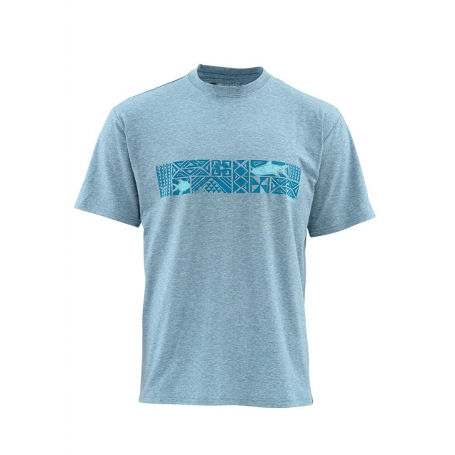 Simms - Men's Graphic Tech Tee SS