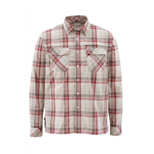Simms - Men's Kenai LS Shirt