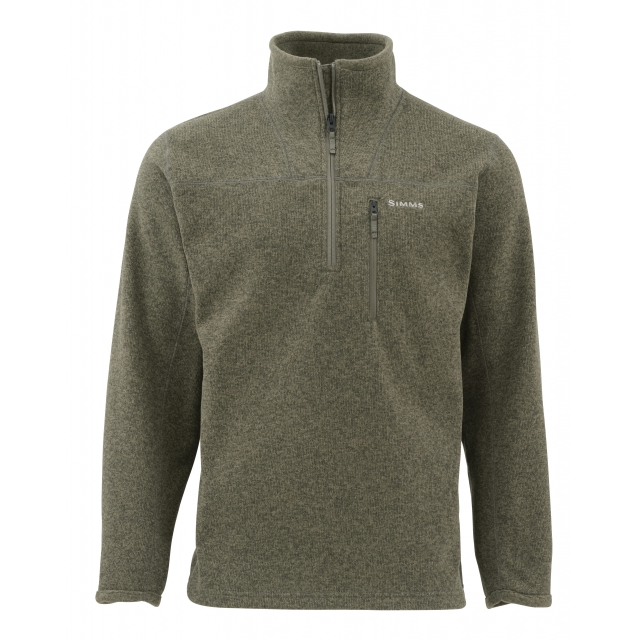 Simms - Rivershed Sweater QTR Zip