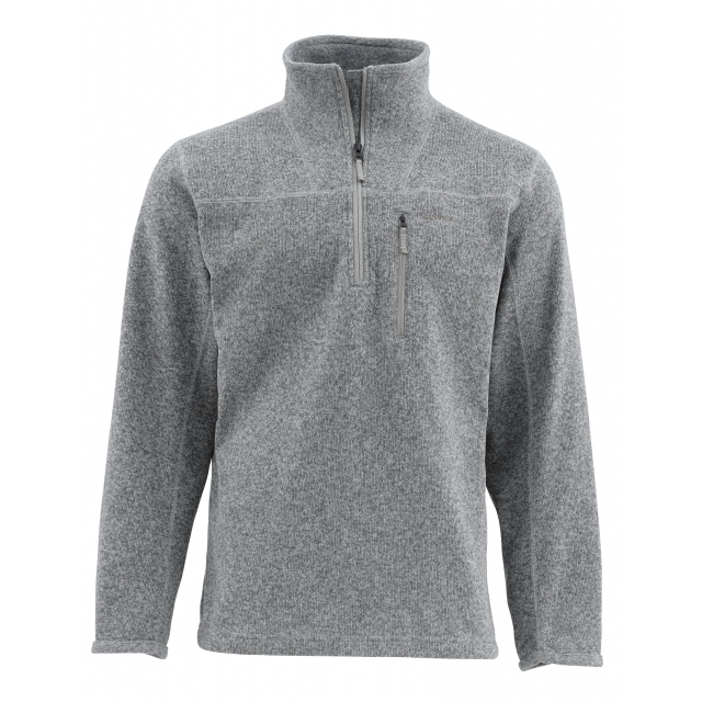 Simms - Rivershed Sweater QTR Zip