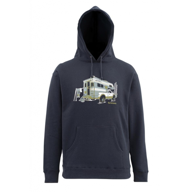 Simms - Men's Road Warrior Hoody