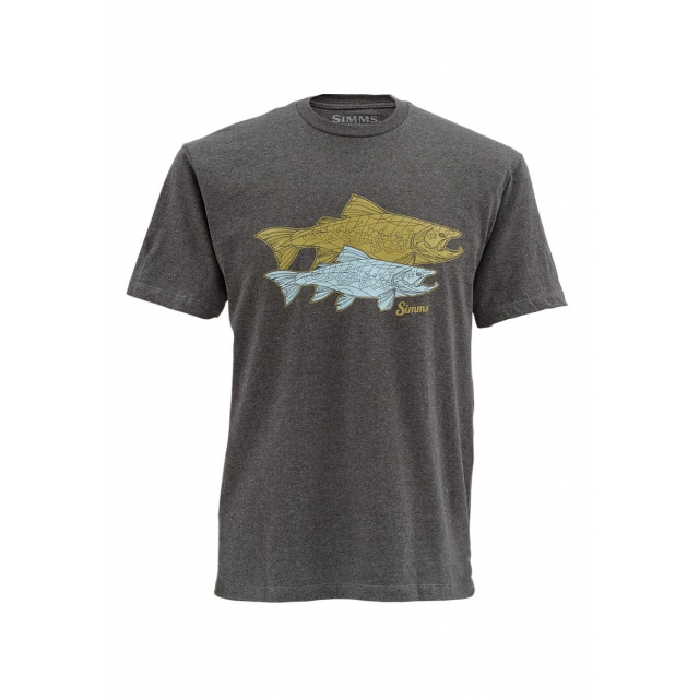 Simms - Men's Tightlines Trout SS T