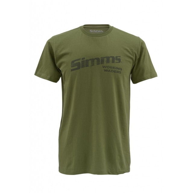 Simms - Men's Working Waders SS T
