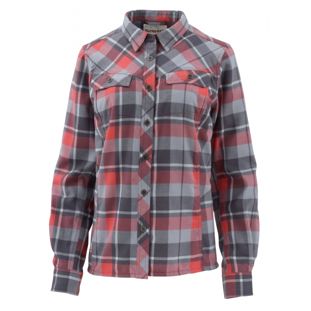 Simms - Women's Wool Blend Flannel