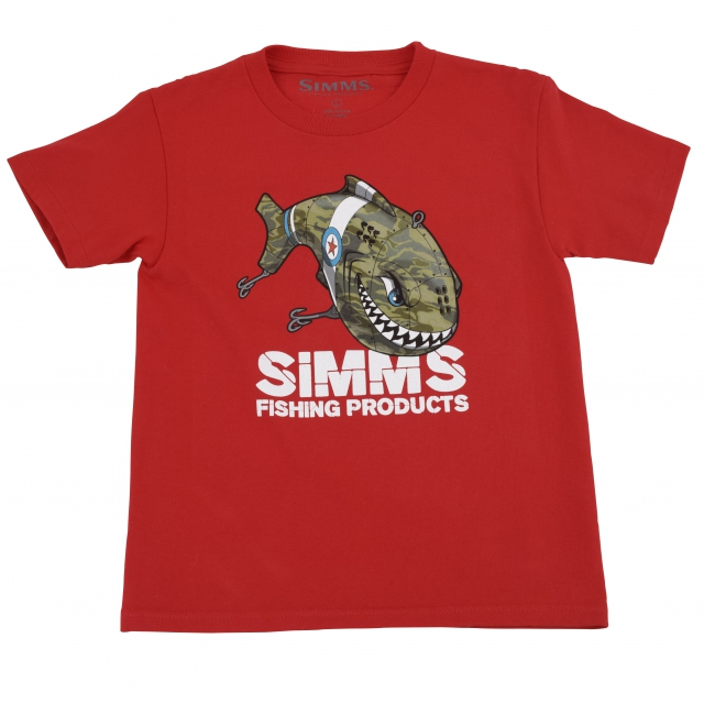 Simms - Kids Spitfire Crank Bait SS T