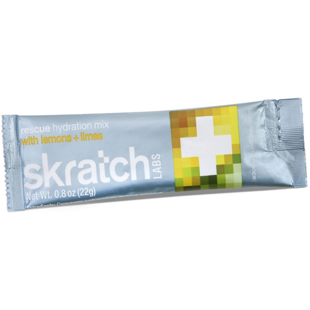 Skratch Labs - Rescue Hydration Mix - Lemons And Limes SINGLE