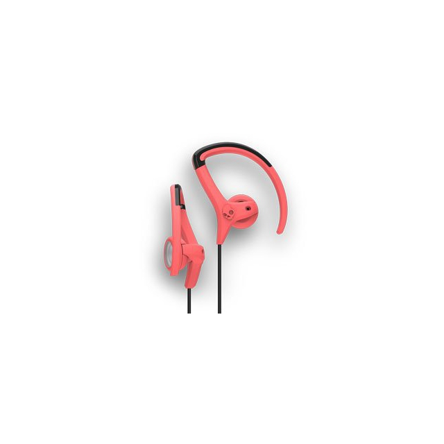 Skullcandy - Chops Bud - Hot Red/Black/Hot Red