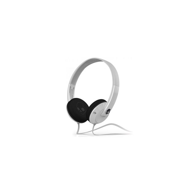 Skullcandy - Uprock Headphones - White & Black