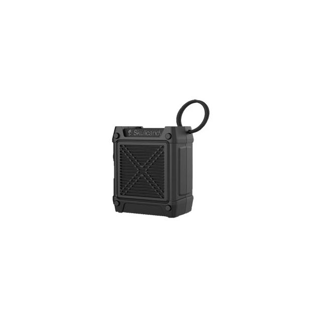 Skullcandy - Shrapnel Bluetooth Speaker - Black/Black/Black