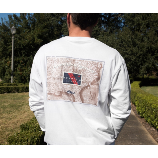 Southern Marsh - Expedition Series - Flag - New White XL