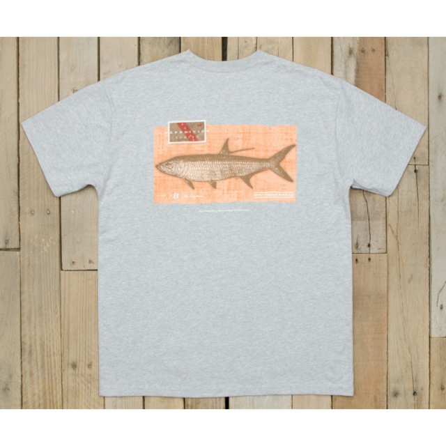 Southern Marsh - Expedition Series - Tarpon - New Gray Medium