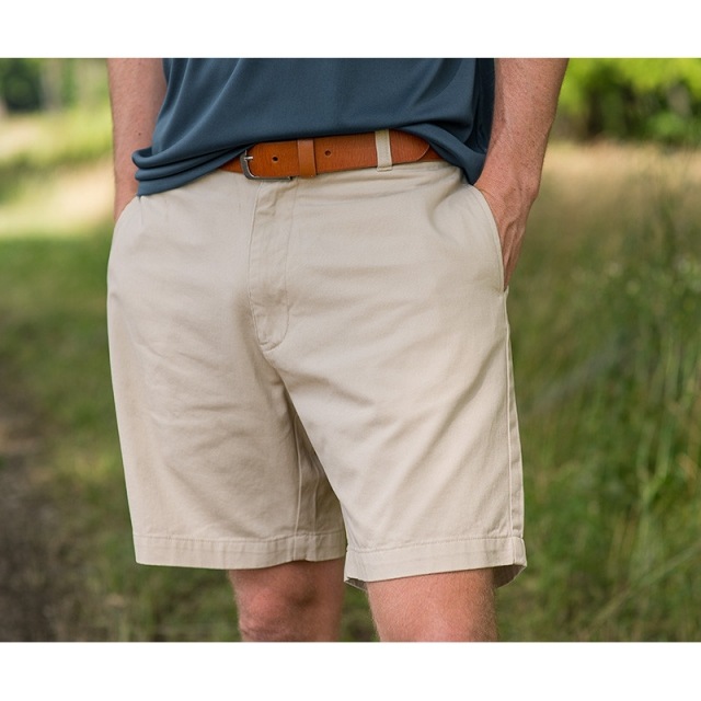 Southern Marsh - Mens Regatta Short 8 in. - Closeout Audubon Tan 32