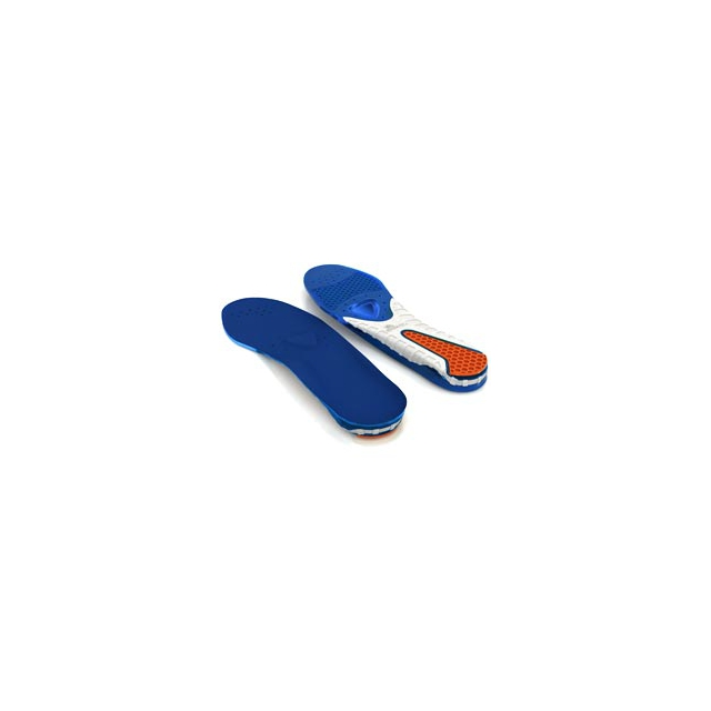 Spenco - Gel Comfort Insole - Blue In Size