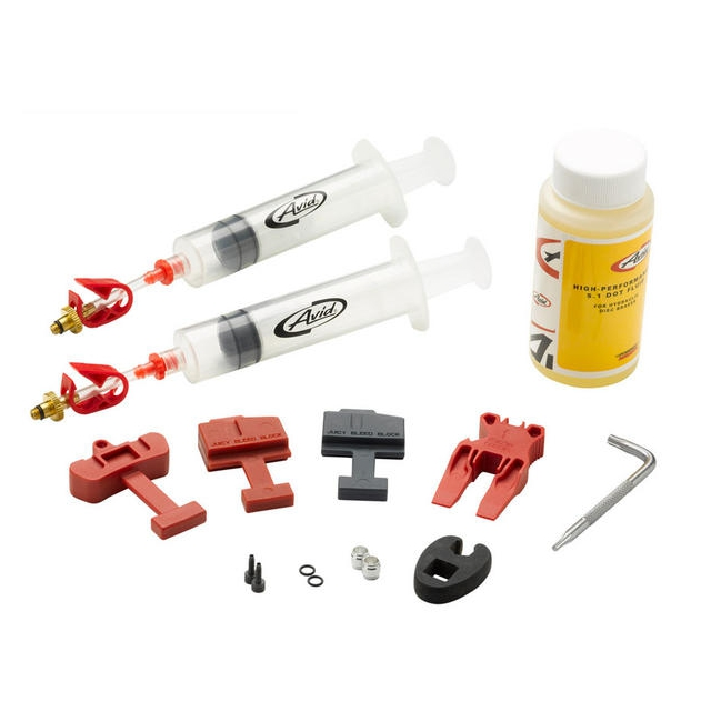 SRAM - Disc Brake Bleed Kit with Hydraulic Fluid
