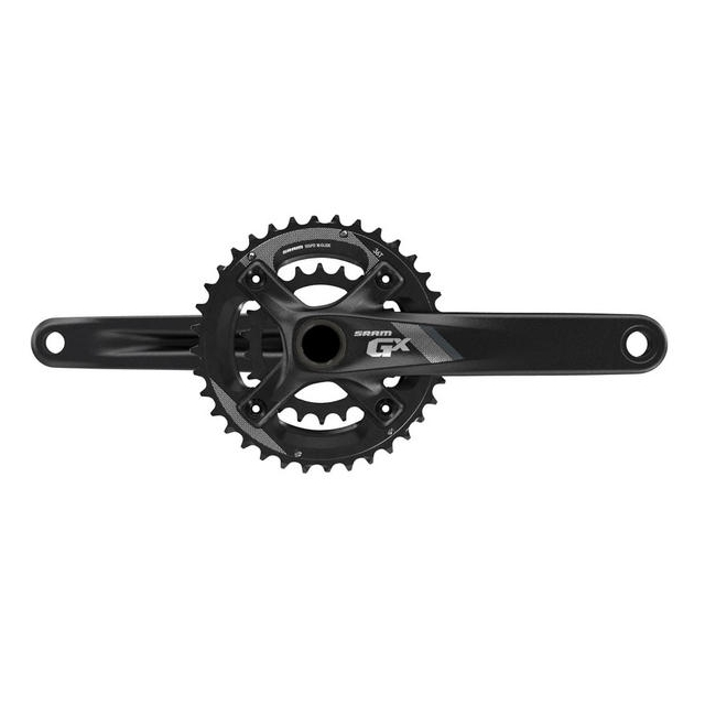 SRAM - GX-1000 2x10 Crankset w/All Mountain Chainguard
