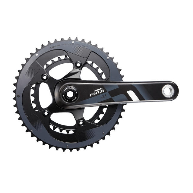 SRAM - Force 22 Crankset (53/39)