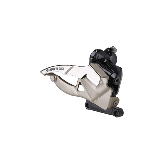SRAM - X0 2x10 Front Derailleur<br>(Low Direct-mount, Bottom-pull)