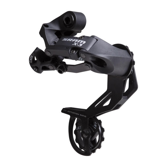SRAM - X3 7-/8-Speed Rear Derailleur