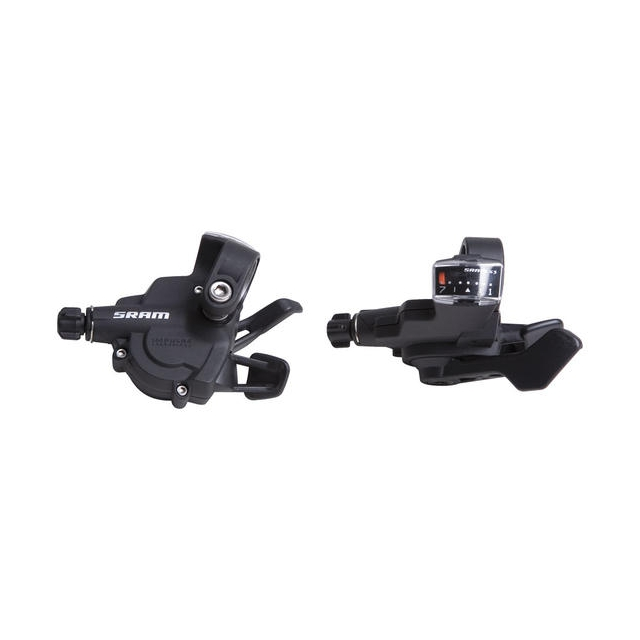 SRAM - X3 Rear Trigger Shifter (7-speed)