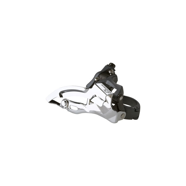 SRAM - X7 2x10 Front Derailleur<br>(Low-clamp, Dual-pull)