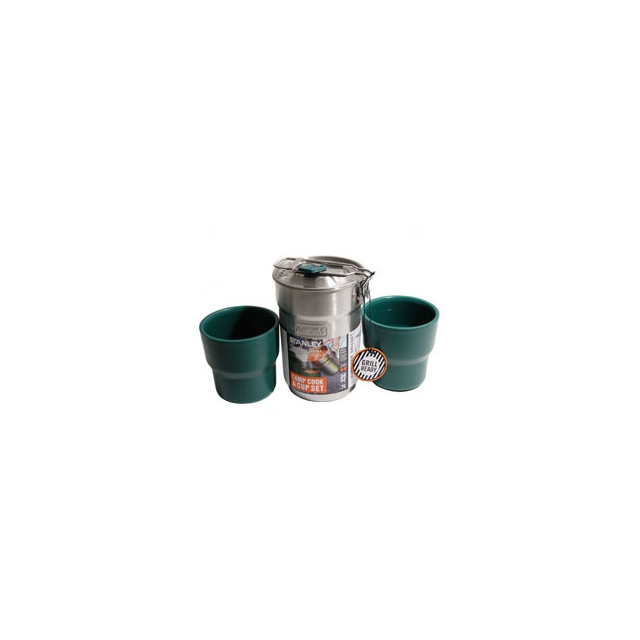 Stanley - Camp 24oz. Cook Set - Stainless