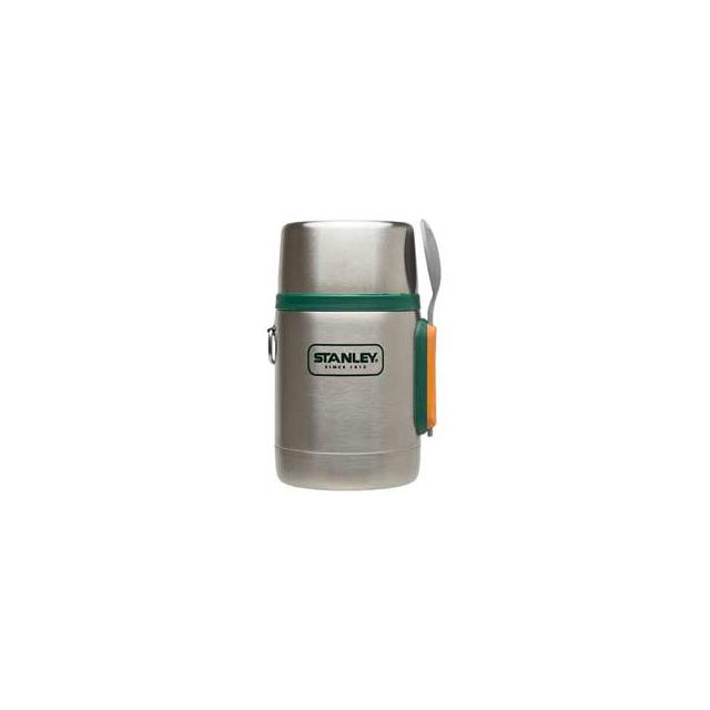 Stanley - 18 oz. Adventure Vacuum Food Jar - Stainless