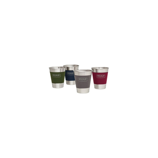 Stanley - Stacking Steel Tumbler 12 oz. Four Pack - In Size: 4 pack