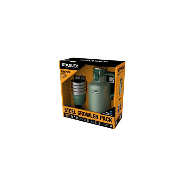 Stanley - Classic Growler Set - Hammertone Green