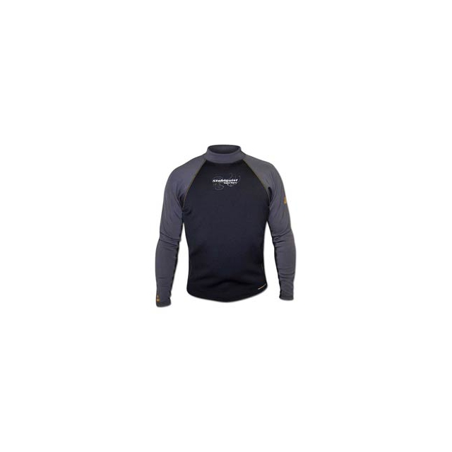 Stohlquist - 1mm Coreheater Shirt - Men's - Black In Size