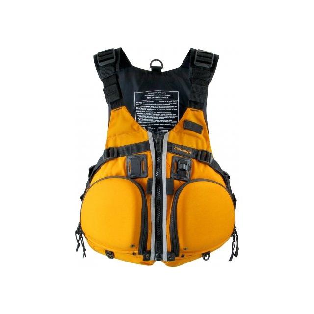 Stohlquist - Fisherman High Back Life Jacket - PFD