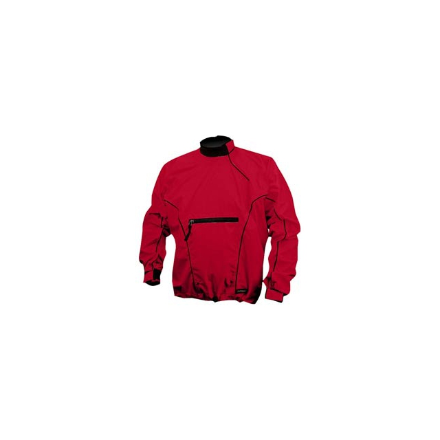 Stohlquist - Torrent Long Sleeve Paddle Jacket - Fireball Red In Size
