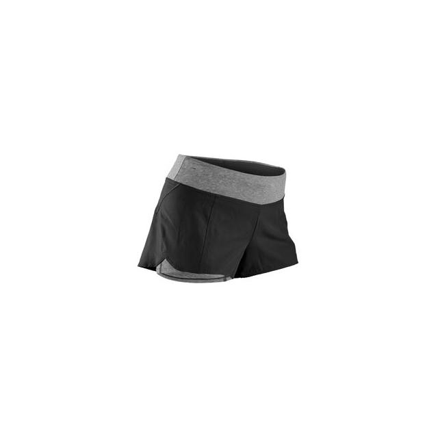Sugoi - Verve Run Short - Women's - Black In Size