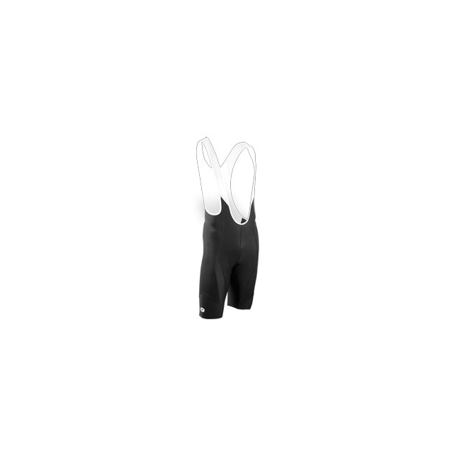 Sugoi - RS Pro Cycling Bib Short - Men's - Black In Size: Large