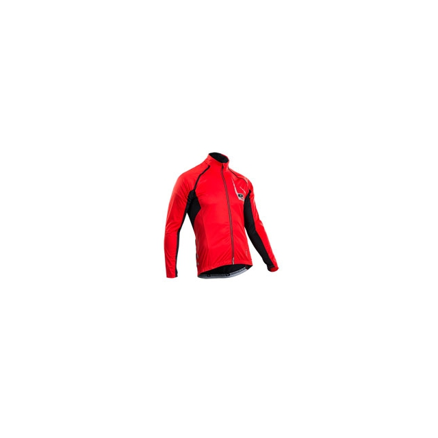 Sugoi - RS120 Convertible Cycling Jersey - Men's - Chili Red In Size