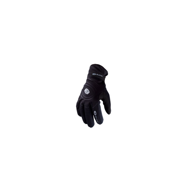 Sugoi - RS Zero Cycling Glove - Unisex - Black In Size