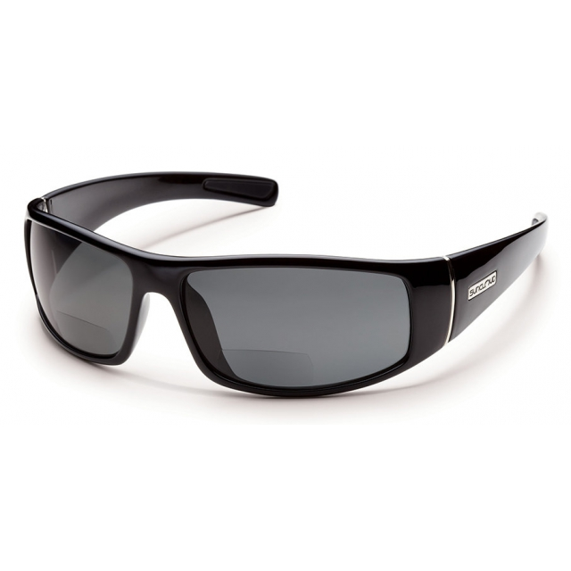 Suncloud - Atlas +2.00 - Gray Polarized Polycarbonate